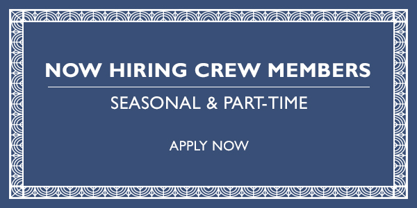 Now Hiring Holiday 2018